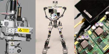 Elektronik Know-how im Hochschulprojekt Offenburg für RoboCup Fussballroboter