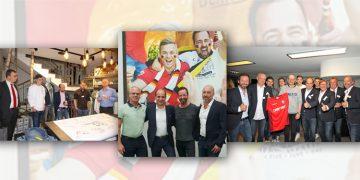 Berlin. Neue SSV Camp David Polo Shirt Kollektion und Verlängerung der Trikotsponsorschaft beschlossen