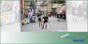 Manuel Faisst aus Baiersbronn war 2016 der Sieger des Citysprint in Pfullingen. (Fotos: pr)